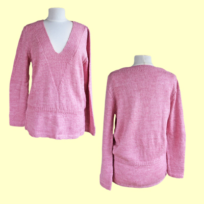 Womens long sleeve jumper 1920