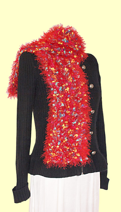 Big Pin Scarf